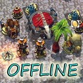 Anti Clash ⛺️ Tower Defense Offline Orc Clans War