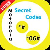 Secret Codes of Motorola  APK 1.0