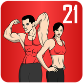 Lose Weight In 21 Days - Home Fitness Workouts 1.2.1.9 Android for Windows PC & Mac