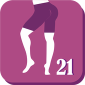 Buttocks and Legs In 21 Days  For PC