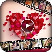 Love Video Maker With Music : Love Slideshow Maker