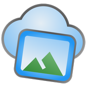 PhotoCloud Frame Slideshow  For PC