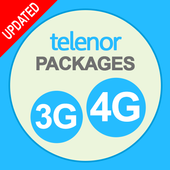 Telenor Packages 3G/4G