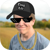 Download Thug Life Stickers: Pics Editor, Photo Maker, Meme 4.4.73 APK File for Android