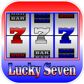 Lucky Seven Slot Machine  For PC