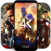 Download 4K Superheroes Wallpapers - Live Wallpaper Changer 1.5 APK File for Android