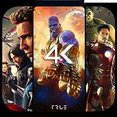 4k Superheroes Wallpapers Live Wallpaper Changer App In Pc