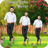 Mirror Magic: Garden Echo Mirror Effect  Latest Version Download