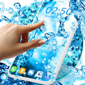 Water drops live wallpaper 15.1 Latest Version Download