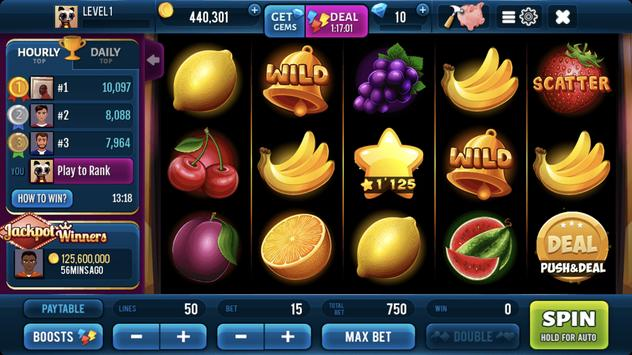 Free Casino Slot Machine Apps