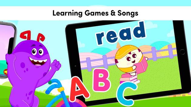 Nursery Rhymes, Kids Games, ABC Phonics, Preschool app in ...