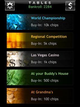 Offline Texas Holdem App