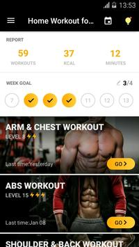 home workout for men  bodybuilding app in pc  download