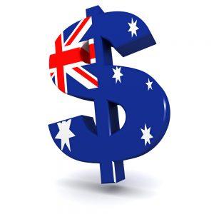 price in Australian