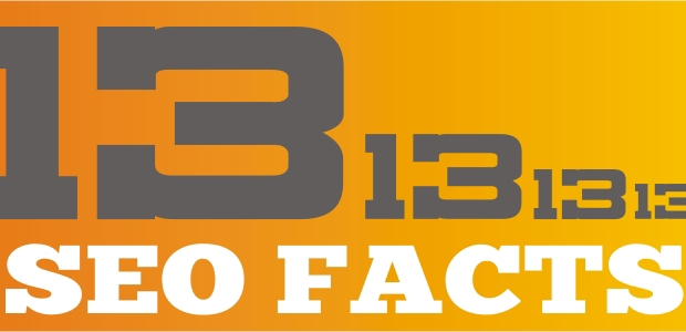 Top 13 SEO Facts to Improve Search Engine Ranking