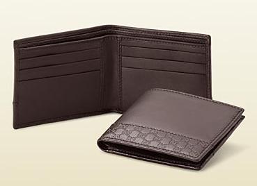 Bi-Fold Brown Gucci Wallet