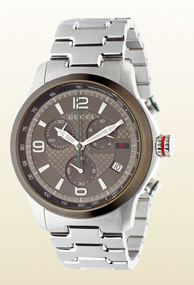 G-Timeless Collection Watch Stainless Steel Bracelet Gucci