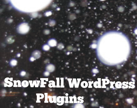 Snowfall WordPress Plugins