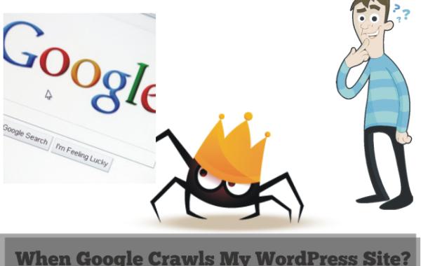 When Google Crawls My WordPress Site
