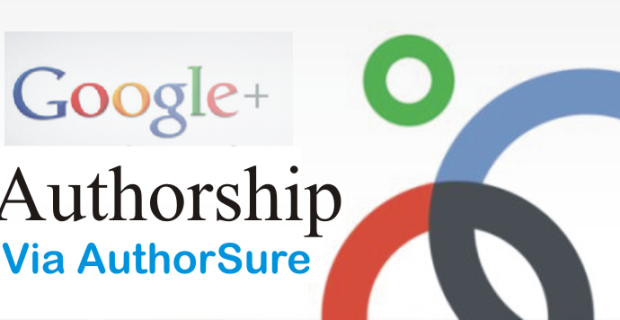 Google Authorship in WordPress via Authorsure