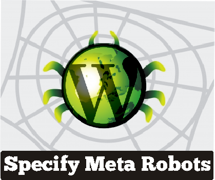 Specify Meta Robots Tags in WordPress