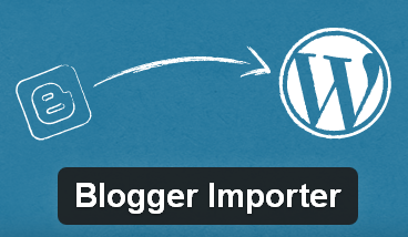 Blogger importer plugin to WordPress