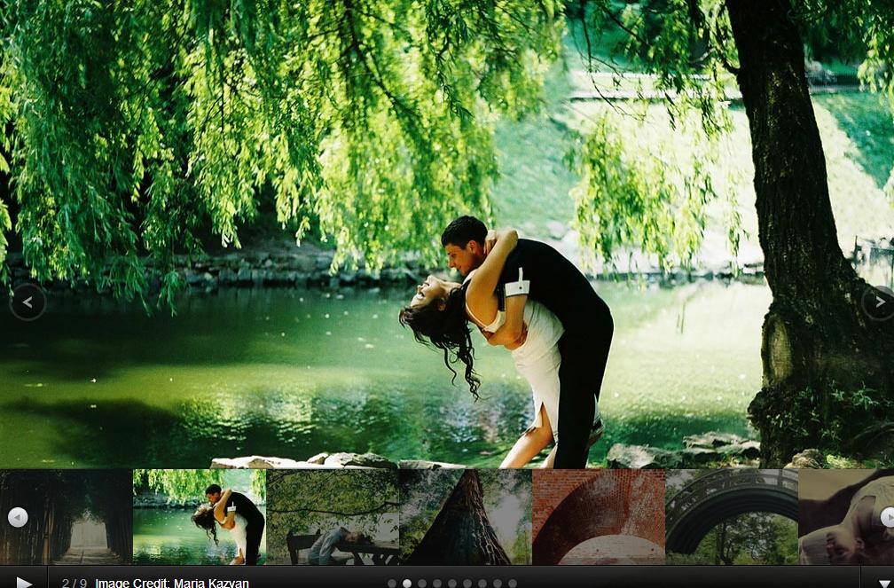 Full Screen Background Slideshow jQuery Plugin Supersized
