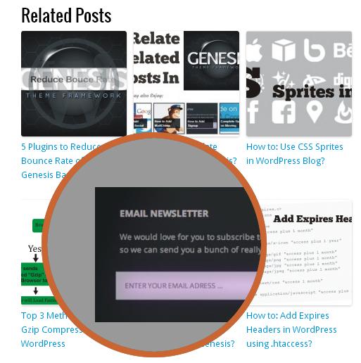 Glass WordPress Plugin to zooming images