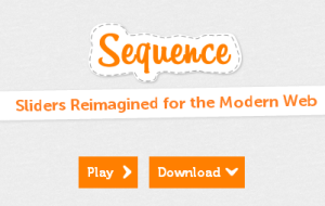 Sequence.js and Sequence Themes
