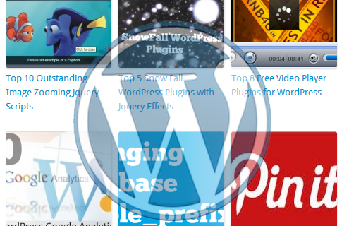 Top 8 Related Posts WordPress Plugins with Thumbnails