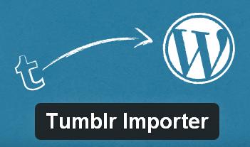Tumblr Importer WordPress Plugin