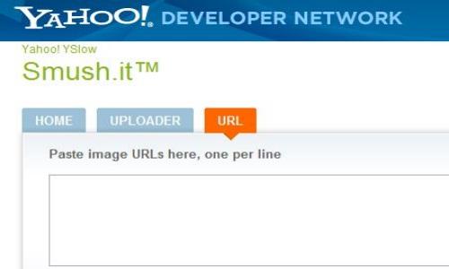 Yahoo Smush.it