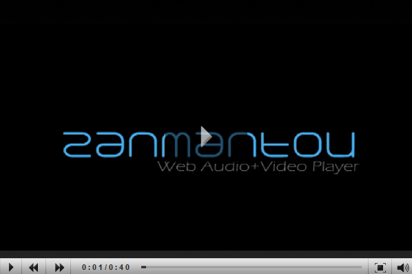 Zanmantou WordPress Video Player Plugin