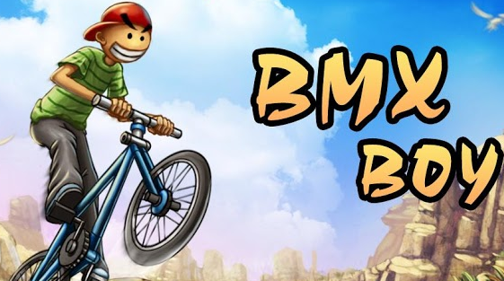 BMX Boy Android App