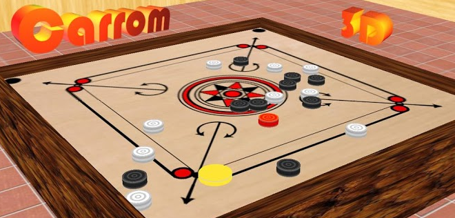 Carrom 3D for Android
