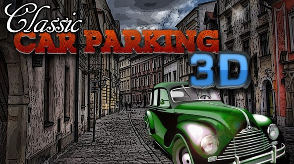 Classic Car Parking 3D Light for Android