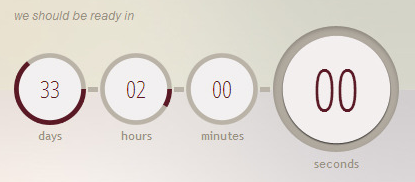 Coconut Jquery Countdown Plugin   CodeCanyon Previewer