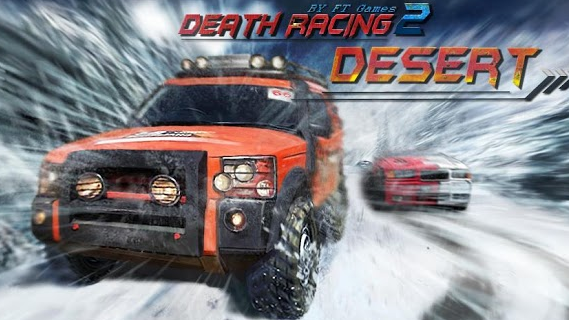 Death Racing 2  Desert Android App