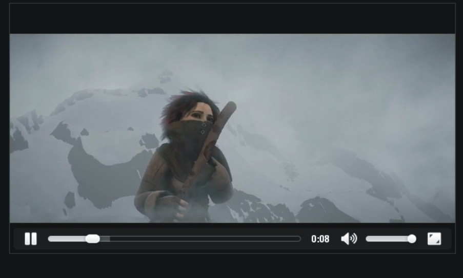 HTML5 Media Video and Audio Players