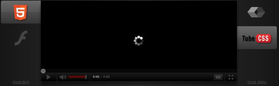 HTML5 Video Player Videojs