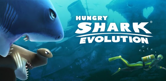Hungry Shark Evolution Android App
