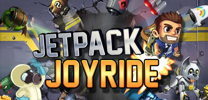 Jetpack Joyride in PC