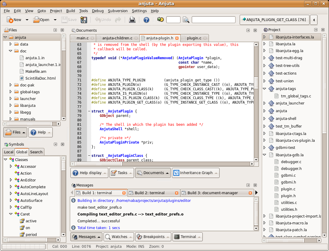 LopeEdit Code Editor ScreenShot