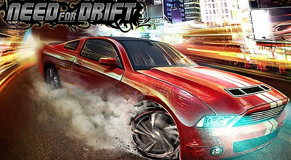 Need for Drift Android App