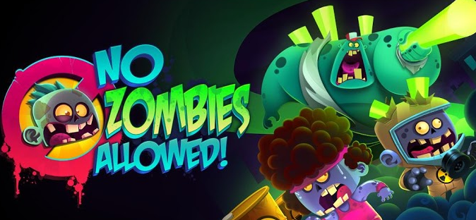 No Zombies Allowed for Android