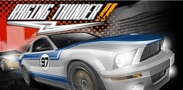 Raging Thunder 2 FREE Android App