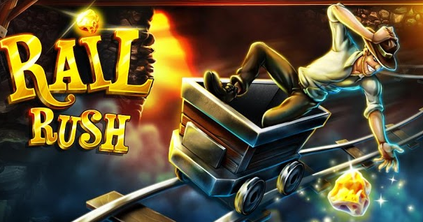 Rail Rush Android App
