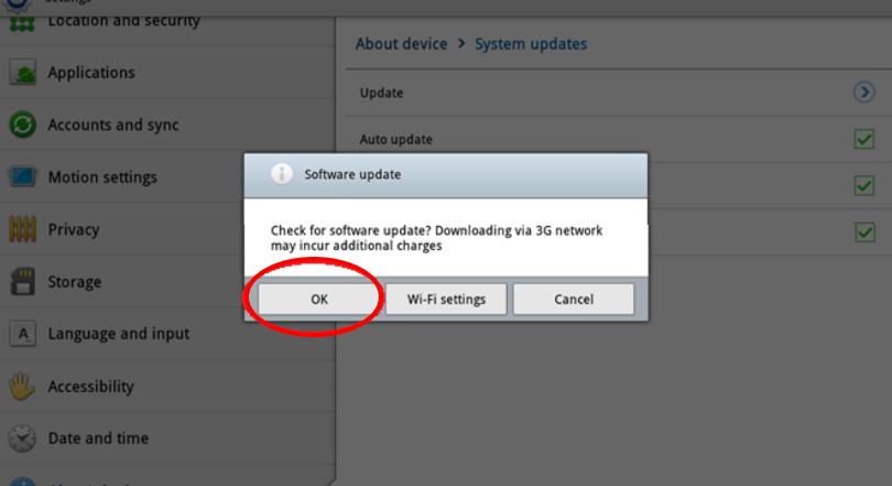 Samsung Galaxy Nexus GT-I9250T Android 4.1.0 Step 3
