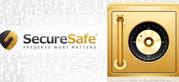 SecureSafe Password Manager Android Application