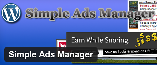 Simple Ads Manager WordPress Plugin